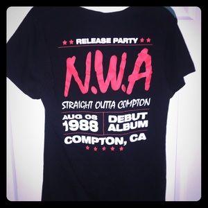 N.W.A rap group tee 💧